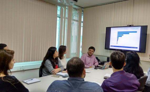 Rodrigo Zambon - Apresentação sobre os métodos ágeis e kanban na Secretaria de Economia e Planejamento do Estado do Espírito Santo
